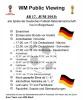 WM 2018 Finale